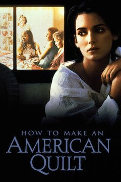 How to Make an American Quilt movie poster.