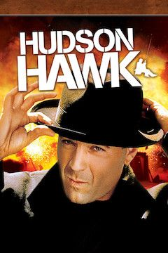 Hudson Hawk movie poster.