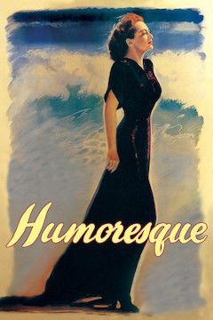 Poster for the movie Humoresque