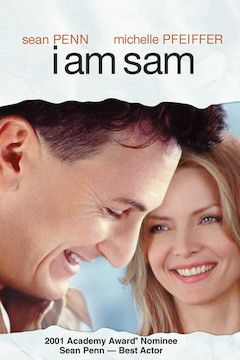 I Am Sam movie poster.