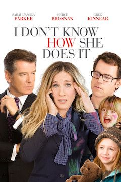 Poster for the movie I Don't Know How She Does It