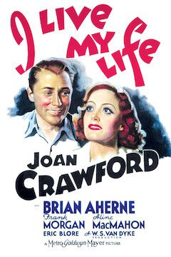 I Live My Life movie poster.