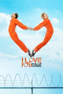 Poster for the movie I Love You Phillip Morris