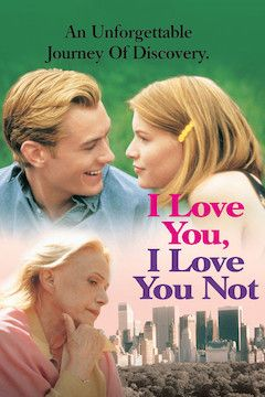 I Love You, I Love You Not movie poster.