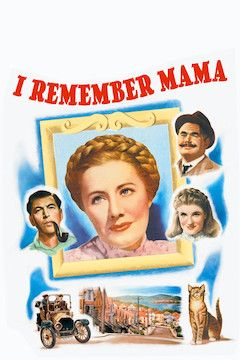 I Remember Mama movie poster.
