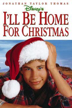 I'll Be Home for Christmas movie poster.