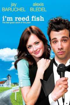 Poster for the movie I'm Reed Fish