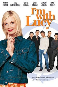 I'm With Lucy movie poster.