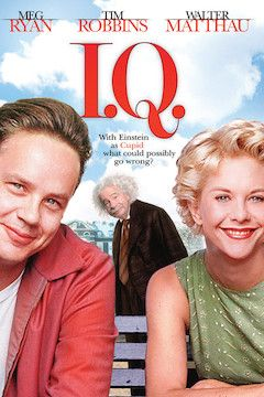 Poster for the movie I.Q.