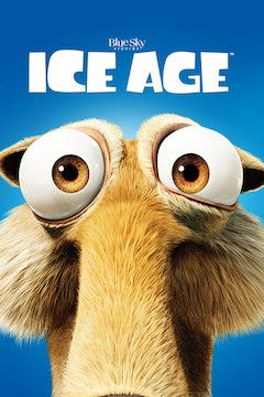 Ice Age movie poster.