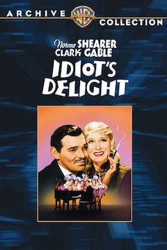 Idiot's Delight movie poster.