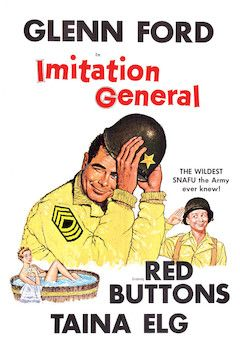 Imitation General movie poster.