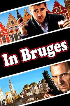 In Bruges movie poster.