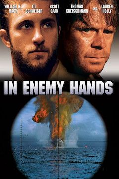 Poster for the movie In Enemy Hands
