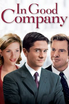 Poster for the movie In Good Company
