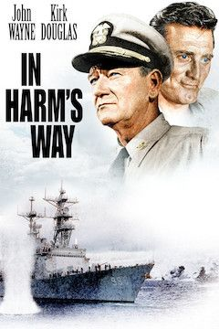 Poster for the movie In Harm's Way