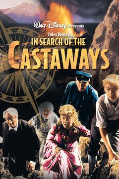In Search of the Castaways movie poster.