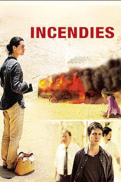 Incendies movie poster.