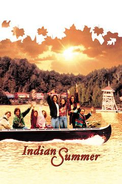 Indian Summer movie poster.