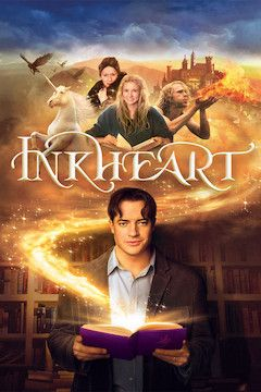 Inkheart movie poster.