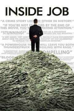 Poster for the movie Inside Job