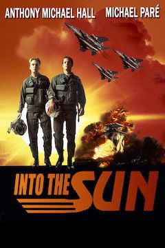 Into the Sun movie poster.