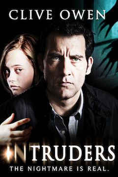 Intruders movie poster.