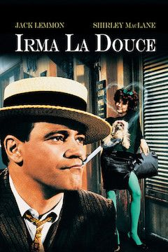 Irma La Douce movie poster.