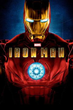 Iron Man movie poster.