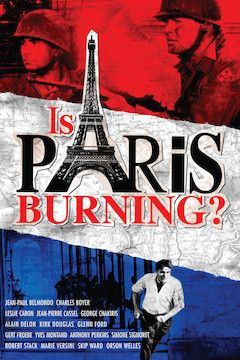Is Paris Burning? movie poster.