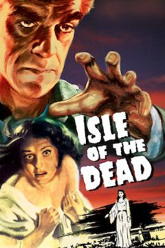 Isle of the Dead movie poster.