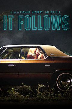 It Follows movie poster.