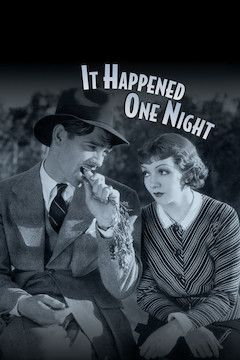 It Happened One Night movie poster.