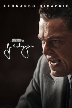 Poster for the movie J. Edgar