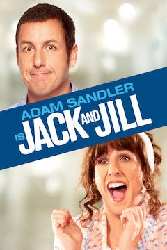 Jack and Jill movie poster.