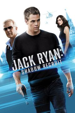 Jack Ryan: Shadow Recruit movie poster.