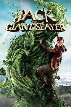 Jack the Giant Slayer movie poster.
