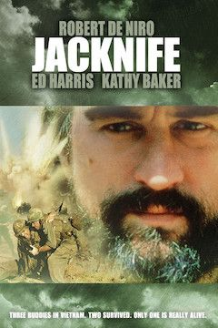 Jacknife movie poster.