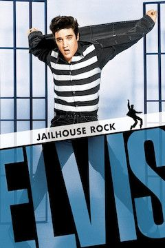Poster for the movie Jailhouse Rock