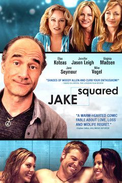 Jake Squared movie poster.
