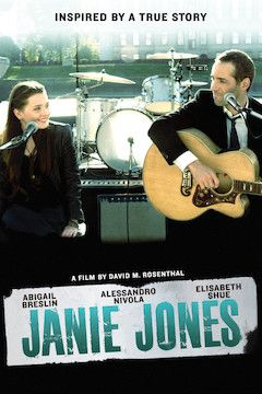 Janie Jones movie poster.