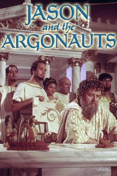 Jason and the Argonauts movie poster.