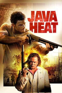 Java Heat movie poster.