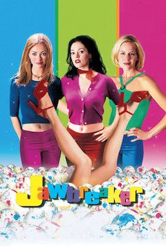 Jawbreaker movie poster.