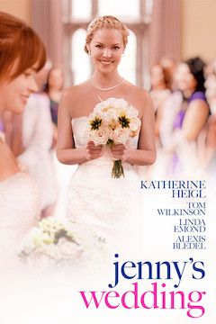 Jenny's Wedding movie poster.