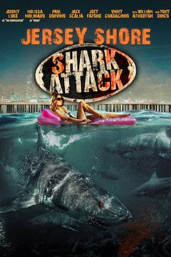 Jersey Shore Shark Attack movie poster.