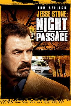 Jesse Stone: Night Passage movie poster.