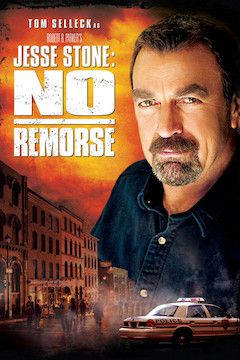 Jesse Stone: No Remorse movie poster.