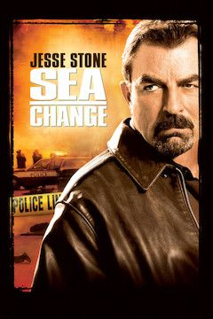 Jesse Stone: Sea Change movie poster.