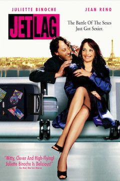 Poster for the movie Jet Lag